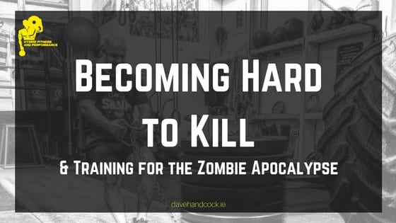 becoming hard to kill
