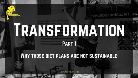 transformation nutrition