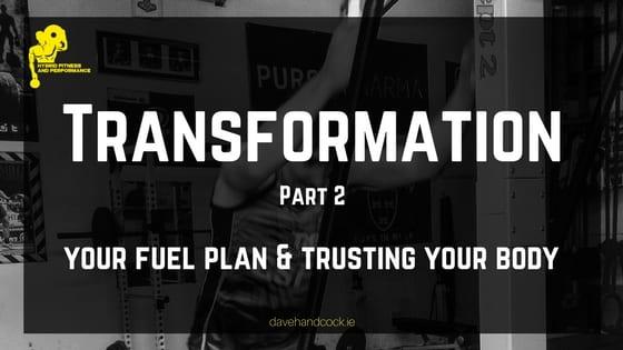 transformation fuel
